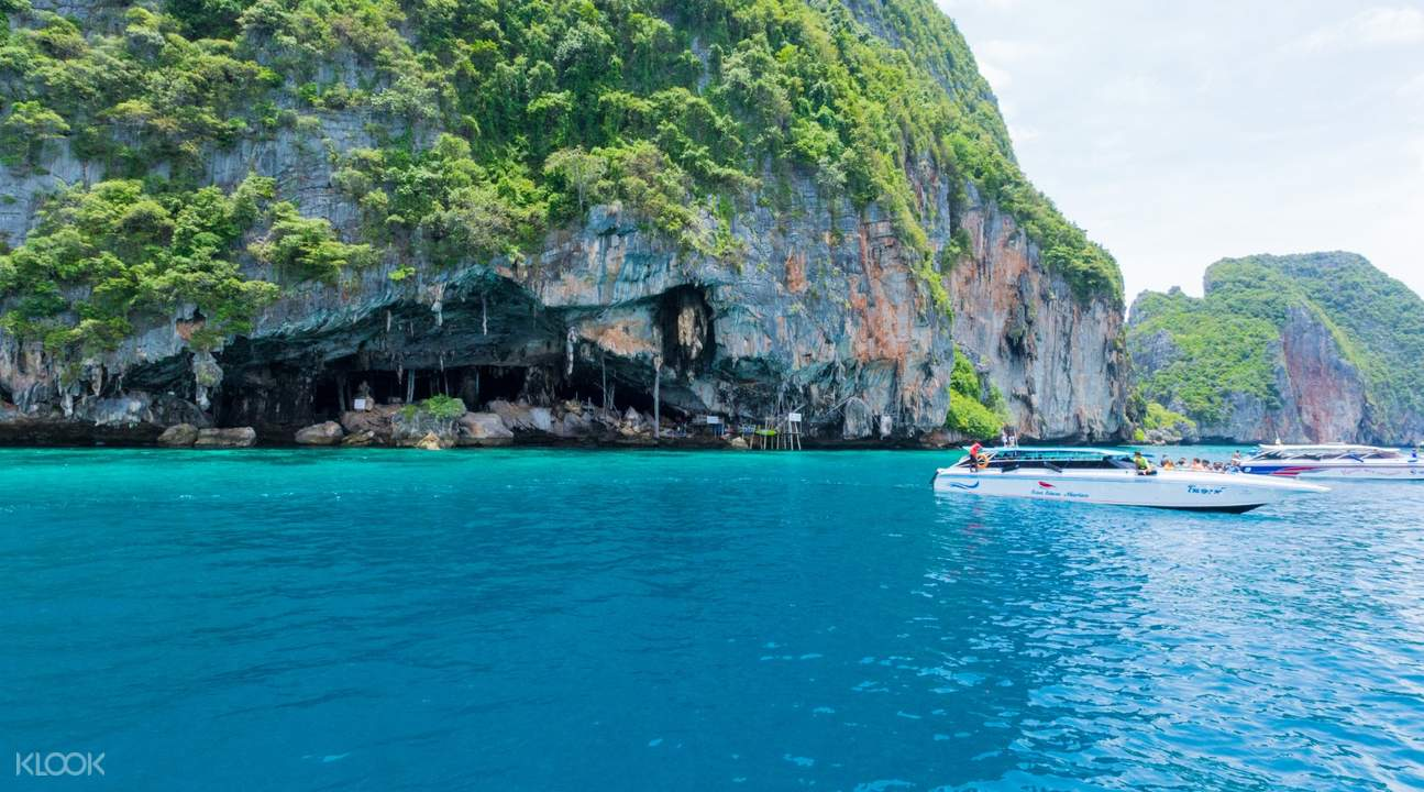 viking cave phi phi